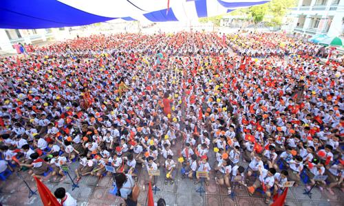 Gần 114.000 học sinh Hà Nội đăng ký tuyển sinh trực tuyến vào lớp 1