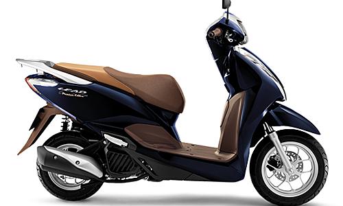 Honda Lead bản mới giá từ 38,3 triệu tại Việt Nam.
