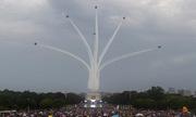 Màn phô diễn sức mạnh 'có một không hai' trong lễ mừng quốc khánh Mỹ