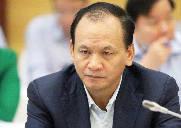 Thứ trưởng Giao thông Vận tải Nguyễn Nhật. Ảnh: Võ Hải