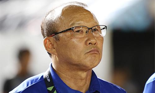 Huấn luyện viên Park Hang-seo, người góp phần gắn kết Hàn Quốc và Việt Nam. Ảnh: Lâm Thỏa