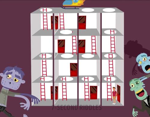 Thử tài nhanh trí với năm câu đố - 4