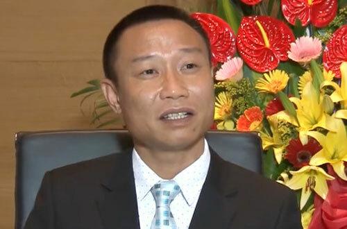 Cựu chủ tịch HĐQT Thăng Long Group Lê Văn Quang.