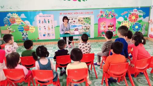 Đồ chơi thông minh Montessori made in Vietnam - page 2