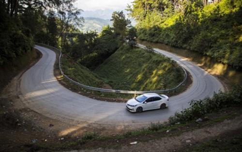 Corolla Altis được nhiều người dùng ưa chuộng trong phân khúc sedan hạng C.