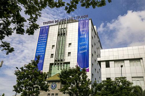 Bộ Giáo dục và Đào tạo sẽ thanh tra Đại học Luật TP HCM vào tuần sau. Ảnh: Đại học Luật TP HCM