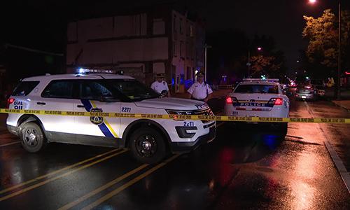 Hiện trường vụ đám đông đánh chết kẻ trộm xe. Ảnh: Fox News.