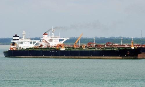Tàu chở dầu MT Grace 1. Ảnh:Shipspotting.