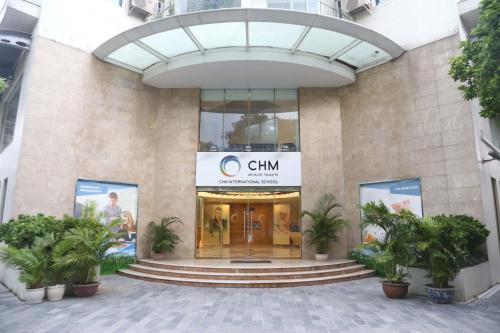 Học viện Quốc tế CHM đào tạo theo tiêu chuẩn Anh quốc ngành Quản trị Khách sạn và Nghệ thuật Ẩm thực.