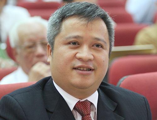 Tân Chủ tịch UBND Hà Tĩnh Trần Tiến Hưng. Ảnh: Đức Hùng