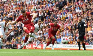 Bradford City 1-3 Liverpool