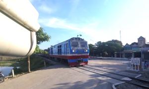 Hệ thống phát hiện chướng ngại vật trên đường sắt tại Thanh Hóa