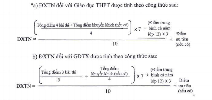 Tỷ lệ tốt nghiệp THPT đồng loạt giảm - 2