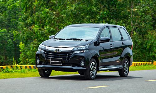 Toyota Avanza bản nâng cấp đời 2019 tại Việt Nam.