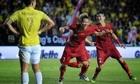 Trận thắng Thái Lan xóa dá»p sợ thua Äeo bám bóng Äá Viá»t Nam 11 nÄm