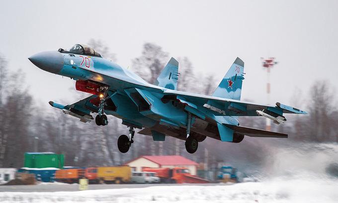 Dây chuyền chế tạo tên lửa chủ lực cho tiêm kích Nga