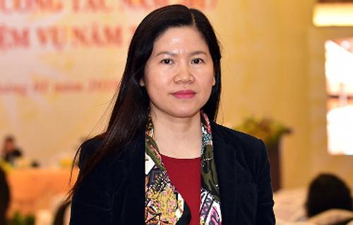 Bà Mai Thị Thu Vân. Ảnh: VGP.