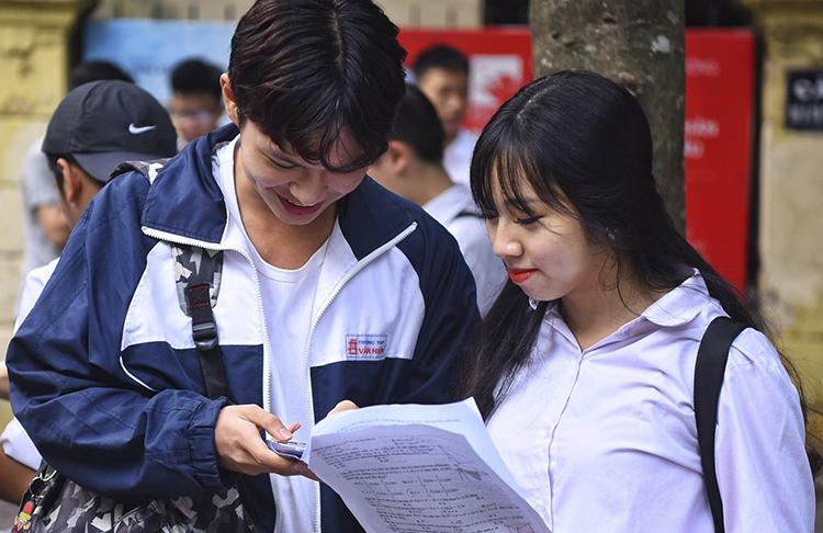 Điểm sàn một số khoa, trường thuộc Đại học Quốc gia Hà Nội