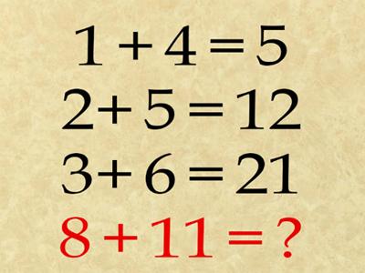 Bài toán tưởng đơn giản nhưng phải người IQ cao mới làm được