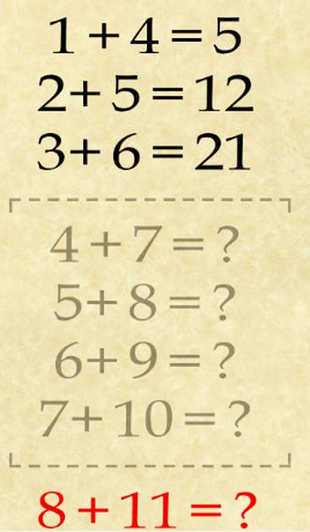 Bài toán tưởng đơn giản nhưng phải người IQ cao mới làm được - 2