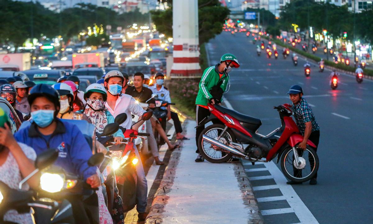 5 nước người dân mua nhiều xe máy nhất thế giới