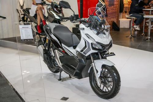 Honda ADV 150 ra mắt tại Indonesia. Ảnh: TMCblog