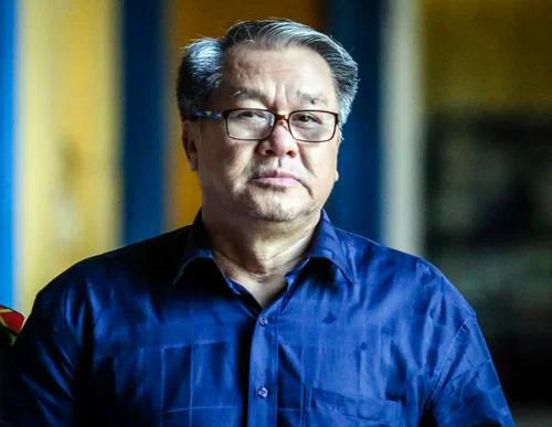 Phạm Công Danh tại tòa hồi tháng 7/2018. Ảnh: Thành Nguyễn.