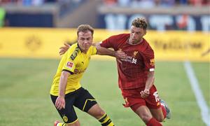 Liverpool 2-3 Dortmund