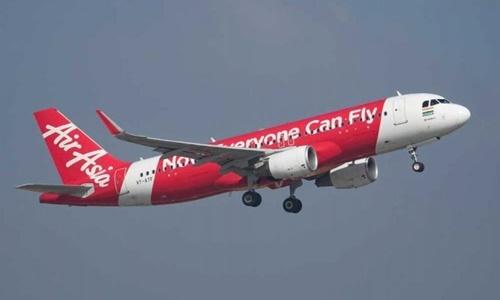 Một máy bay của hãng hàng không AirAsia Ấn Độ. Ảnh: Deccan Herald.