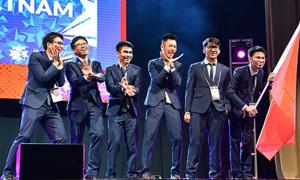 Việt Nam giành hai huy chương vàng Olympic Toán quốc tế