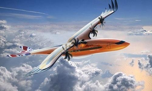 """Airbus giới thiệu thiết kế máy bay """"Chim săn mồi"""""""
