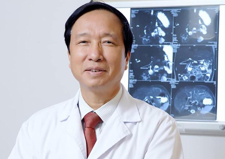 GS Nguyễn Thanh Liêm.