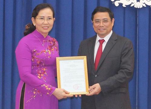 Phó chủ nhiệm Uỷ ban Kiểm tra Trung ương làm Bí thư Tỉnh uỷ Hà Nam