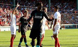 Sevilla 2-1 Liverpool