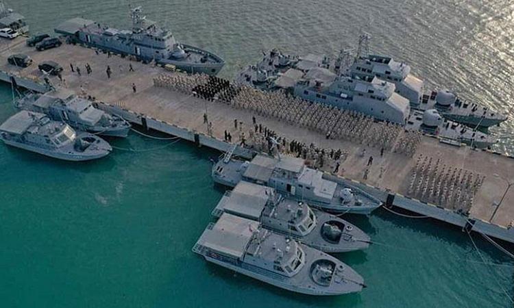 Trung Quốc có thể đã bí mật ký thỏa thuận dùng căn cứ hải quân Campuchia