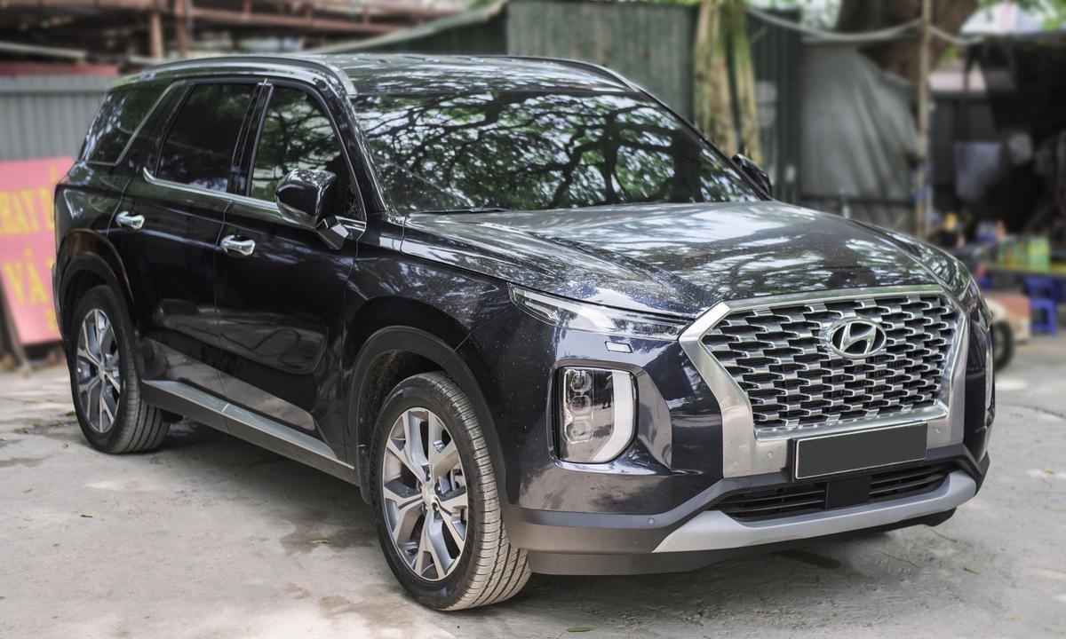 Hyundai Palisade – xe 7 chỗ cỡ lớn giá gần 2 tỷ tại Việt Nam