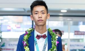 Chàng trai Hải Phòng giành huy chương vàng Olympic Toán quốc tế