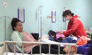 Dịch sốt xuất huyết lan rộng ở Đồng Nai