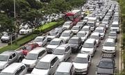 Thu phí ôtô vào trung tâm chá» chuyá»n kẹt xe từ quận này sang quận khác