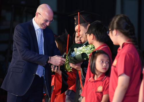 Gần 10.000 học sinh theo học tại Quốc tế Việt Úc - 1