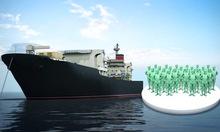 Vụ bắt tàu trên eo biển Hormuz gây căng thẳng Anh - Iran
