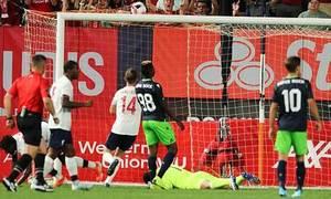 Liverpool 2-2 Sporting Lisbon