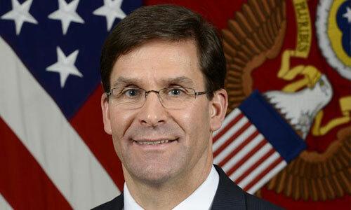 Bộ trưởng quốc phòng Mỹ