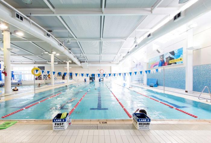 Sự việc xảy ra tại bể bơi ở thành phố Christchurch.