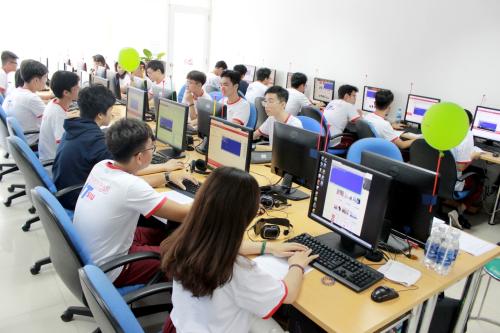 Phần mềm Chuyển hình ảnh sang văn bản giành giải nhất hội thi Olympic Tin học SIU