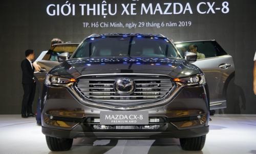 Ôtô Thaco chiếm 31,4% thị phần nửa đầu năm