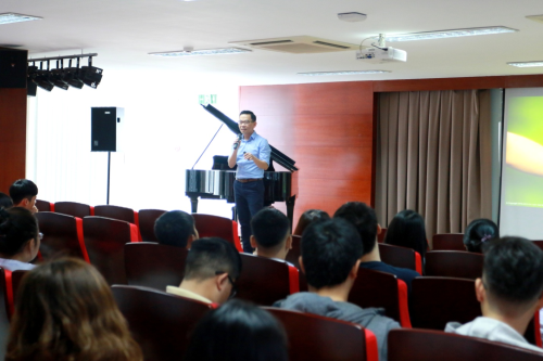 Một trong những hội thảo về Marketing được SIU tổ chức -
