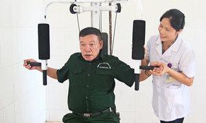 Ngôi nhà chung của hơn 200 thương bệnh binh ở Thanh Hóa