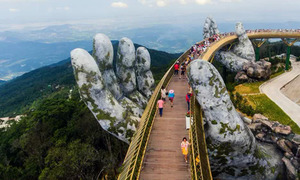 10 điểm đến hút khách quốc tế nhất Việt Nam