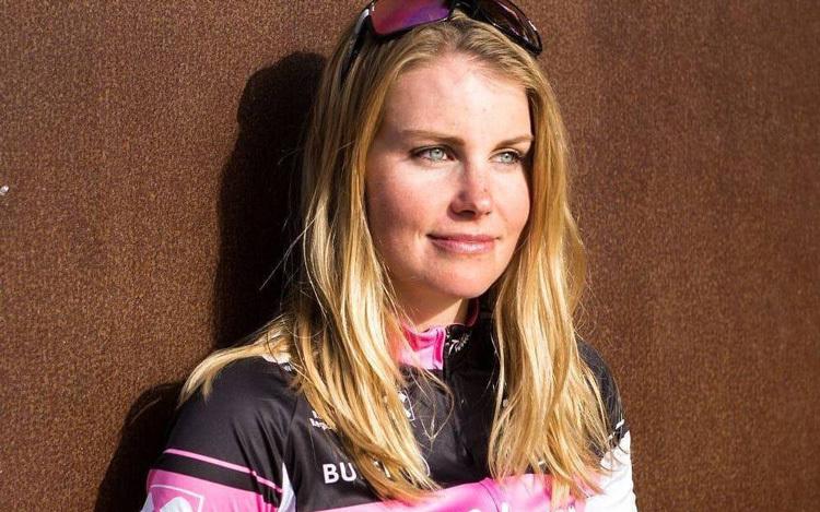 Nathalie Birli là nhà vô địch nội dung ba môn phối hợp ở Áo.